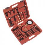 Sealey VSE3155 Petrol and Diesel Master Compression Test Kit