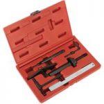 Sealey VSE5843 Diesel Engine Timing Kit – Ford 1.8 Tddi/tdci – Cha…