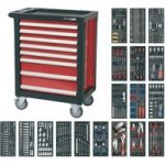 Sealey AP2408TTC08 Rollcab 8 Drawer with Ball Bearing Runners & 70…