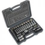 Sealey AK7952 Socket Set 38pc 3/8″Sq Drive 6pt WallDrive® Metric