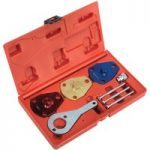 Sealey VSE2512 Diesel Engine Setting/Locking Kit – Alfa Romeo, Fia…