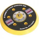 Sealey PTC150DFV DA Dust-Free Backing Pad for Hook & Loop Discs Ø1…