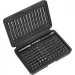 Siegen S0934 Power Tool Bit Set 113pc
