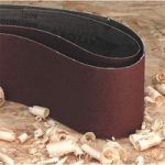 Sealey BG150B80G Sanding Belt 80Grit 50 x 686mm Pack of 5