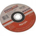 Sealey PTC/150C Cutting Disc 150 x 1.6mm 22mm Bore