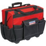 Sealey AP512 Tool Storage Bag on Wheels 450mm Heavy-Duty