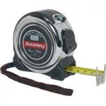 Sealey SMT8P Professional Measuring Tape 8m (26ft)
