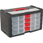Sealey AP794 Stackable Organiser 4 Drawer
