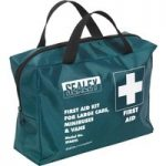 Sealey SFA02L First Aid Kit Large for Minibuses & Coaches – BS 859…