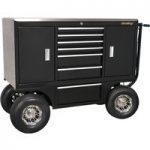 Sealey APPC07 Pit/Yard Cart 7 Drawer Heavy-Duty