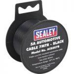 Sealey AC0507B Automotive Cable 5A 7mtr Black