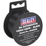 Sealey AC0806B Automotive Cable 8A 6mtr Black