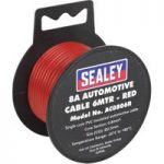 Sealey AC0806R Automotive Cable 8A 6mtr Red
