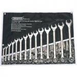 Draper 29548 14 Piece Imperial Combination Spanner Set