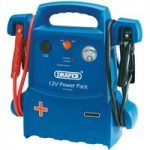 Draper 40133 12V Portable Power Pack