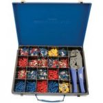 Draper Expert 56383 Ratchet Crimping Tool and Terminal Kit
