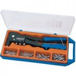 Draper 27843 Hand Riveter Kit for Aluminium Rivets