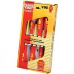 Draper Expert 88608 7 Piece Vde Screwdriver Set
