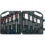 Draper Expert 40003 20 Piece General Purpose Screwdriver Set