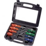 Draper Expert 43940 8 Piece Engineers Screwdriver Set