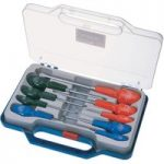 Draper 29613 9 Piece Cabinet Pattern Screwdriver Set