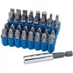 Draper 82386 33 Piece Magnetic Bit Holder Set
