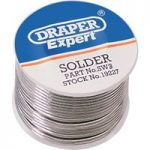 Draper 19227 250g Reel of K60/40 Tin / Lead Solder Wire