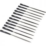 Draper 82640 12 Piece 140mm Needle File Set