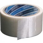 Draper Expert 65021 15m x 50mm Heavy Duty Strapping Tape