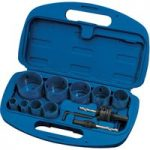 Draper Expert 56385 12 Piece Holesaw Kit