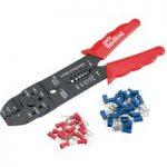 Draper Redline 67654 200mm 4 Way Crimping Tool Kit