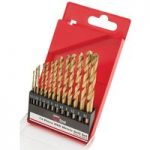 Draper Redline 68415 13 Piece HSS Metric Twist Drill Set