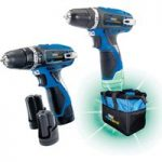 Draper 52031 Storm Force 10.8V Drill TW/Pack +3 Batteries and Bag …
