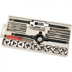 CK Tools T4032 Tap & Die Set 21 Piece Metric