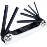 CK Tools T4404A Hexagon Key Metric Set Of 7