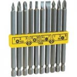 CK Tools T4525 Bit Set (100mm) Mixed Set of 10
