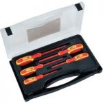 Avit AV05050 Insulated Screwdriver Set – 5 piece set