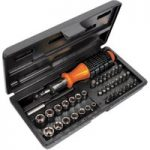Avit AV07030 Socket & Bit Set – 40 piece set