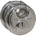 Kasp K16070D2 Disc Padlock – 70mm – Twin