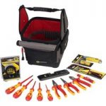 CK Tools T5952 Electricians Tool Tote Kit