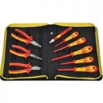 CK Tools T5953 VDE Pliers & Screwdrivers Kit (PZ)