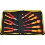 CK Tools T5954 VDE Pliers & Screwdrivers Kit (PH)