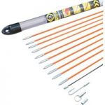 CK Tools T5410 Mighty Rod 10m Cable Rod Set