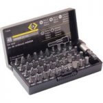 CK Tools T4509 Screwdriver Bit Set (25mm) 41 Piece Set