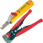 CK Tools T10280AVI Automatic Wire Stripper With Jokari Secura Cabl…