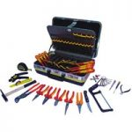CK Tools T1641 Electrician's Service Case 26 Piece