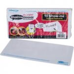 Show-Me Dry Wipe Flashcards (Pack of 10)